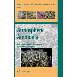 Atmospheric Ammonia: Detecting Emission Changes and Environmental Impacts : Results of an Expert Workshop Under the Convention on Long-Range Transboundary Air Pollution