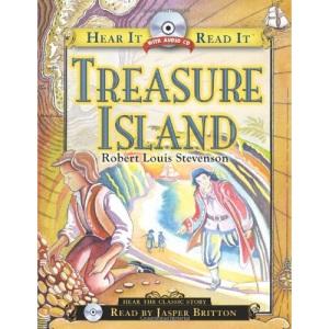 Treasure Island (Hear it Read it)