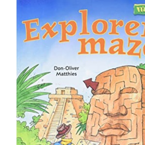 Explorer Mazes (Maze Craze Book)