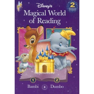 Bambi/Dumbo (Disney's Magical World of Reading)