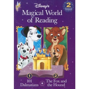 101 Dalmatians/The Fox and the Hound (Disney's Magical World of Reading)