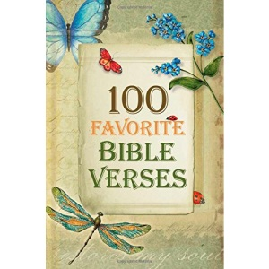 100 Favourite Bible Verses (Religion)