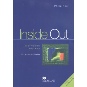 Inside Out: Workbook Pack with Key: Intermediate