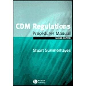 Cdm Regulations Procedures Manual