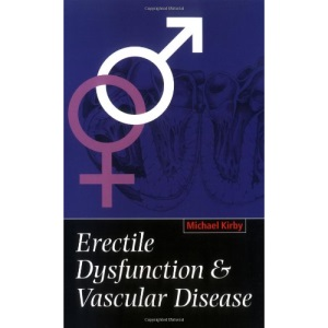 Erectile Dysfunction and Vascular Disease (Encyclopedia of Sports Medicine Series)
