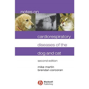 Notes on Cardiores Diseases Dog Cat 2e