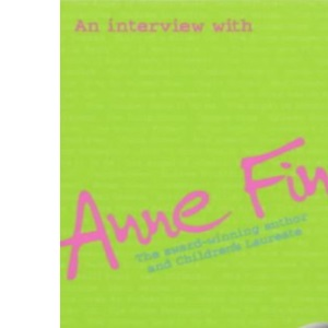 An Interview with Anne Fine