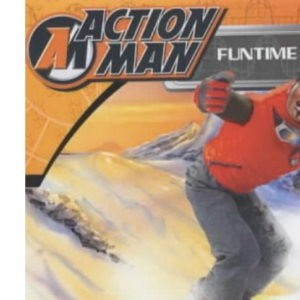 Action Man Funtime Book