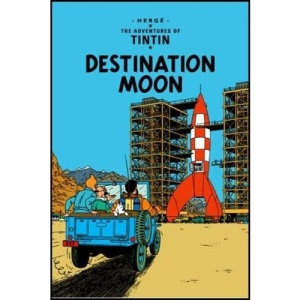 Destination Moon (The Adventures of Tintin)