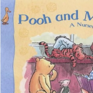 Pooh and Me: A Nursery Sound Book (Young Pooh)