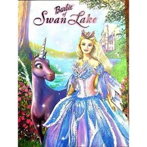 Barbie of Swan Lake (Sticker Story Books)