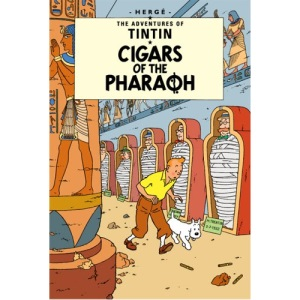 Cigars of the Pharoah (Adventures of Tintin)