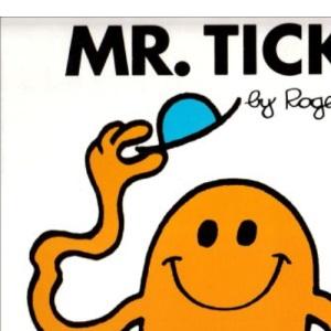 Mr. Tickle (Mr Men Big Story Books)
