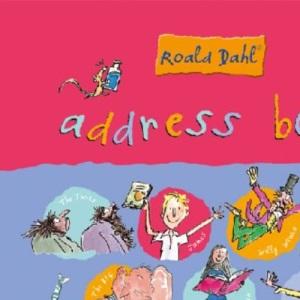Roald Dahl Address Book