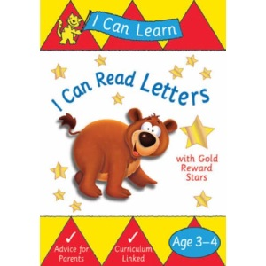 I Can Read Letters (I Can Learn)