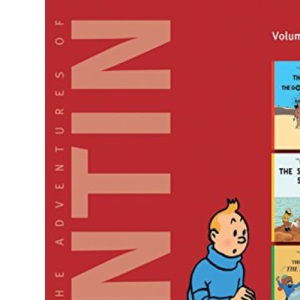 The Adventures of Tintin: The Crab with the Golden Claws, The Shooting Star, The Secret of the Unicorn v. 4