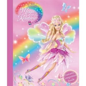 Barbie Fairytopia: Magic of the Rainbow Storybook