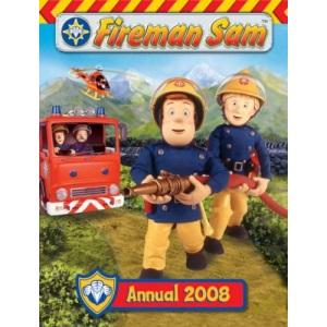Fireman Sam Annual 2008