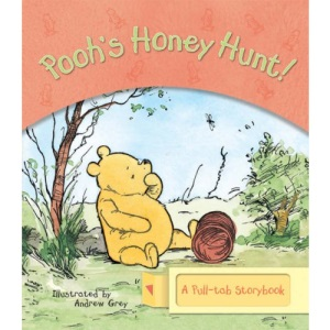 Pooh's Hunny Hunt (Pull-tab Storybook)