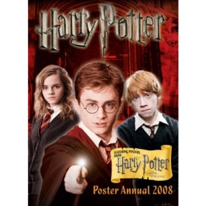 Harry Potter Poster Annual 2008