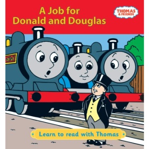 A Job for Donald and Douglas (Learn to Read with Thomas)