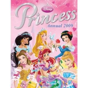 Disney Princess Annual 2009