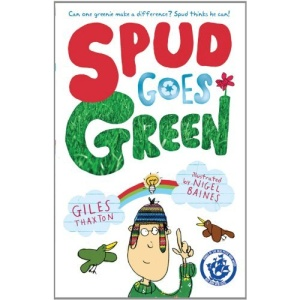 Spud Goes Green
