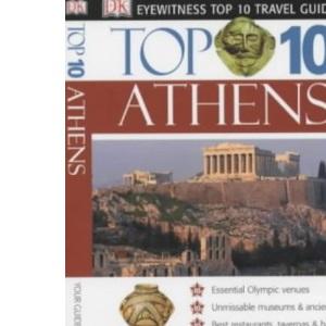 DK Eyewitness Top 10 Travel Guide: Athens (DK Eyewitness Travel Guide)