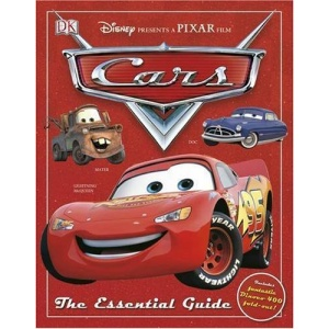 Cars: The Essential Guide (Eyewitness Guides)