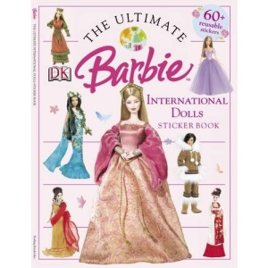 Barbie™ International Dolls Ultimate Sticker Book