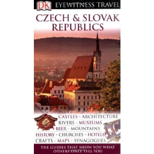 DK Eyewitness Travel Guide: Czech & Slovak Republics