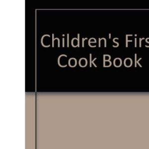 Children's First Cook Book