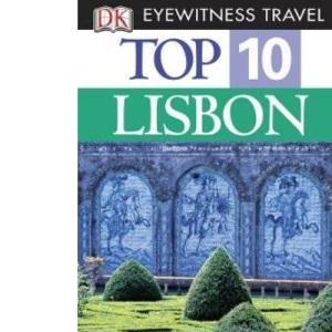 DK Eyewitness Top 10 Travel Guide: Lisbon