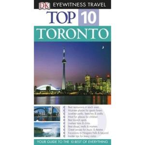Toronto (DK Eyewitness Top 10 Travel Guide)