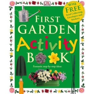 First Garden Activity Book (First Activity)