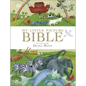 My Little Picture Bible (Childrens Bible)