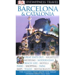 DK Eyewitness Travel Guide: Barcelona & Catalonia