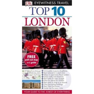 London (DK Eyewitness Top 10 Travel Guide)