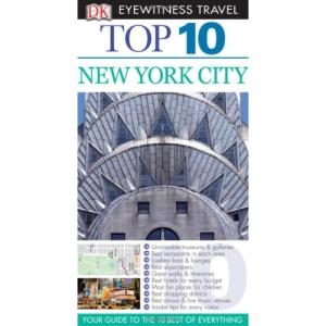 DK Eyewitness Top 10 Travel Guide: New York City