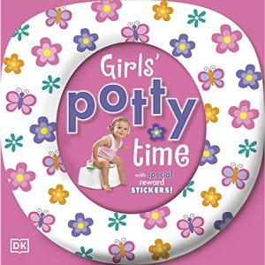 Girls' Potty Time (Dk)