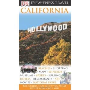DK Eyewitness Travel Guide: California