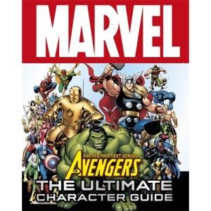 Marvel Avengers Character Encyclopedia (Dk)