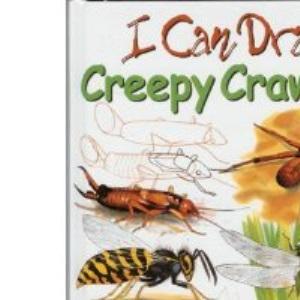 Creepy Crawlies (I Can Draw)