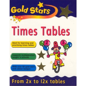 Times Tables (Gold Stars Times Table)