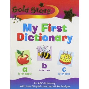 Gold Stars My First Dictionary
