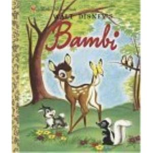 Disney Bambi (Disney Book & CD)