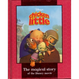 Disney Chicken Little (Disney Book of the Film)
