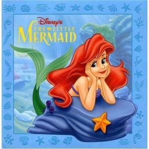 Disney The Little Mermaid (Disney Embossed S.)