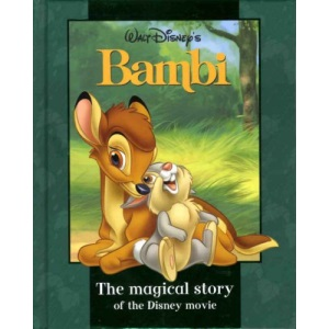 The  Magical Story of the Disney Movie - Walt Disney's - Bambi