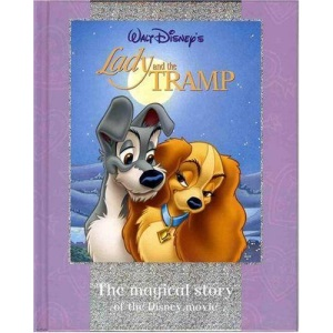 Disney The Lady and the Tramp (Disney Book of the Film)